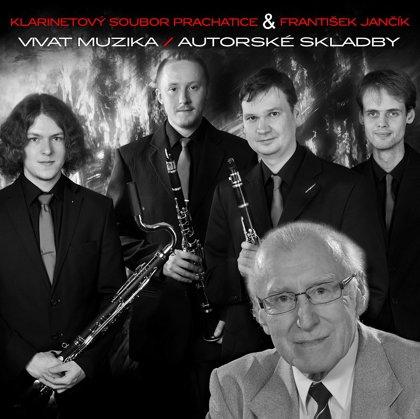 CD Vivat Muzika / Klarinetový soubor Prachatice a František Jančík 2013 (reedice 2017)