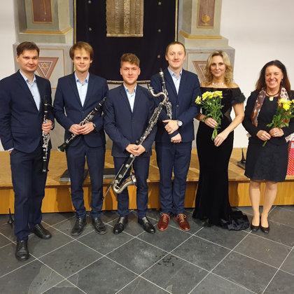 15.12.2019 / Adventní koncert, Synagoga Čkyně