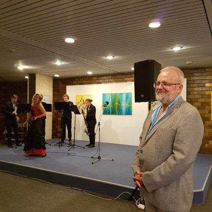 4.7.2018 / Vernisáž Salve Prachatice, Slovenský rozhlas Bratislava