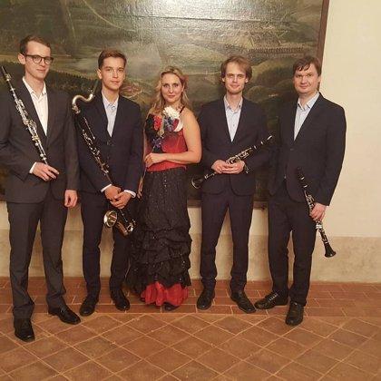 13.10.2018 / festivalový koncert sborového festivalu Vlachovo Březí, zámek Kratochvíle