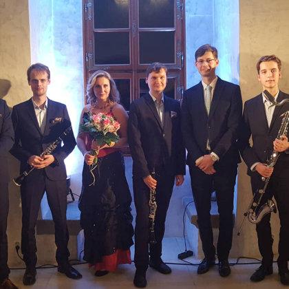 Koncert Romantismu a Impresionismu, zámek Blatná / 15.11.2018