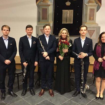 16.12.2018 / Adventní koncert, Synagoga Čkyně
