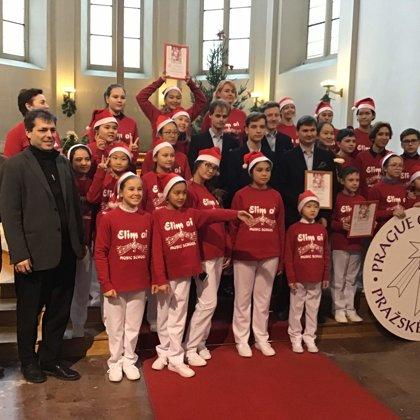 15.12.2018 / Mezinárodní festival Pražské vánoce, Kostel U Salvátora, Praha