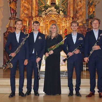 12.5.2018 / Koncert, Kostel Nanebevzetí Pany Marie, Bodenmais (SRN)