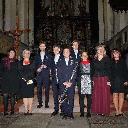 25.5.2018 / Noc kostelů, večerní koncert, Kostel sv. Jakuba, Prachatice