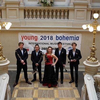 24.-25.3.2018 / Festival Young Prague 2018, Praha