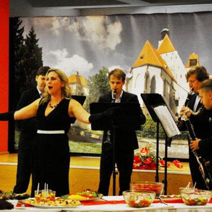 29.6.-30.6.2018 / Přivítání hostů Zlaté stezky a poděkování sponzorům, Prachatice