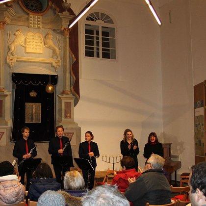 17.12.2017 / Adventní koncert, Synagoga, Čkyně