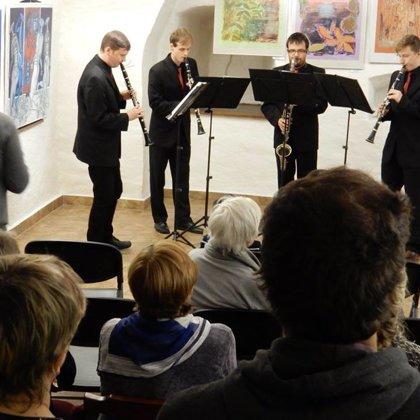 29.2.2016 / Vernisáž Galerie Dolní Brána Prachatice