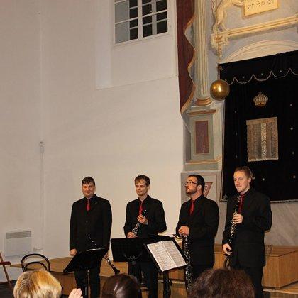 18.12.2016 / Adventní koncert, Synagoga, Čkyně