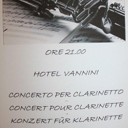 12.8.-20.8.2016 / Koncerty Rimini (Itálie) a San Marino