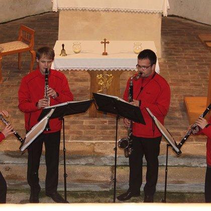 28.10.2016 / Koncert duchovní hudby, Kostel sv. Anny, Libínské Sedlo
