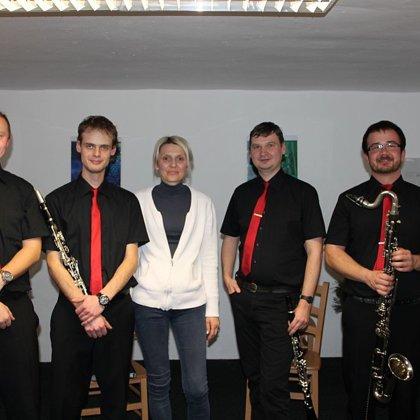 15.12. 2016 / Vánoční koncert, společenský klub SOU a SOŠ Písek
