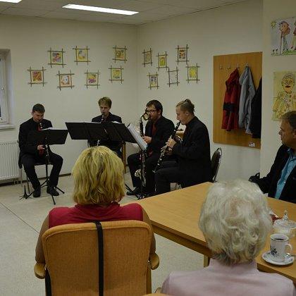 5.10.2016 / Recitál, koncert, Sociální centrum Vodňany