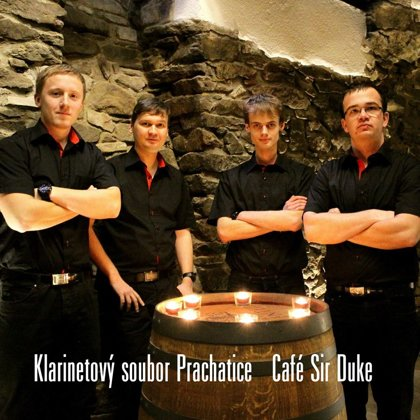 6.3.2015 / Křest CD a koncert, Radniční sál, Prachatice