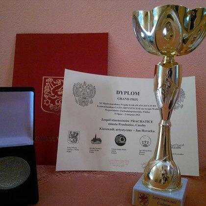 31.7.-2.8.2015 / Mezinároddní festival Culture Caravan, Stettin, Wolin, Golczewo (PL)