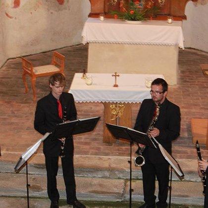 12.9.2015 / Koncert Dny evropského dědoctví. Kostel sv. Anny, Libínské Sedlo