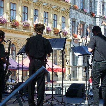 12.9.2015 / Podzimní slavnosti, Velké náměstí Prachatice