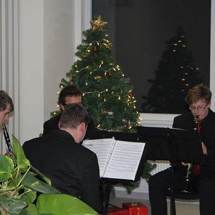 17.12.2015 / Vánoční koncerty - léčebna Písek a klub SOU a SOŠ Písek