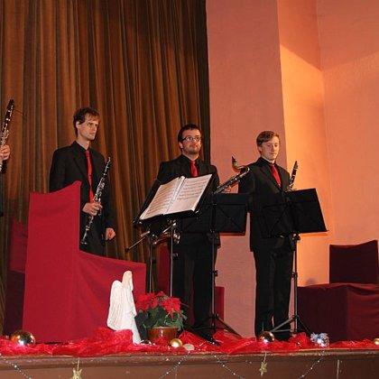 19.12.2015 / Vánoční koncert, Městské divadlo, Netolice