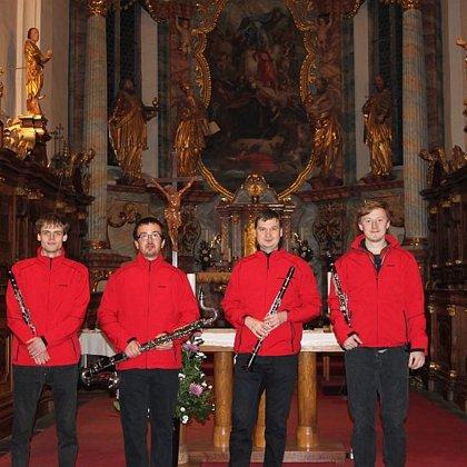 29.11.2015 / Adventní koncert, Kostel sv. Jiljí a Pany Maroe Královny, Třeboň