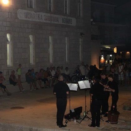 8.-17.8.2014 / čtyři koncerty (Chorvatsko)