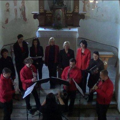 27.9.2014 / Koncert v Kostele sv. Anny na Libínském Sedle