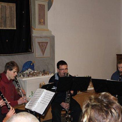 14.12.2014 / Předvánoční koncert, Synagoga, Čkyně