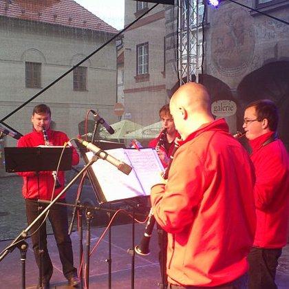 13.9.2014 / Městské slavnosti, Velké náměstí, Prachatice