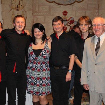 26.11.2014 / setkání kulturních spolků, Radniční sál, Prachatice
