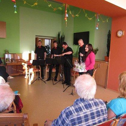 27.3.2014 / Vystoupení, Centrum sociální péče Vodňany