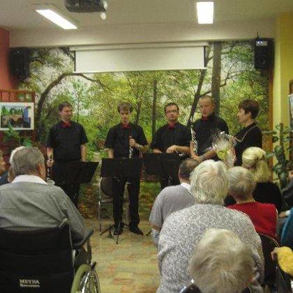 9.10.2013 / koncert, Domov sociální péče, Vodňany