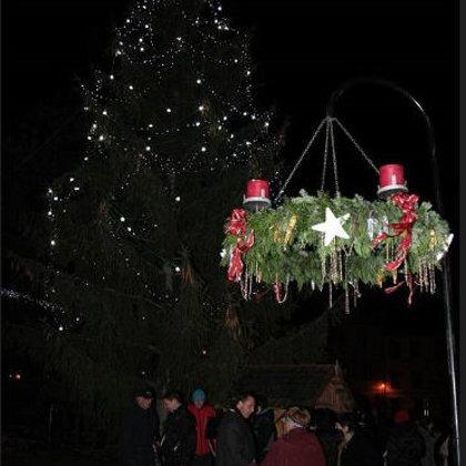 8.12.2013 / II.Advent, Velké náměstí, Prachatice