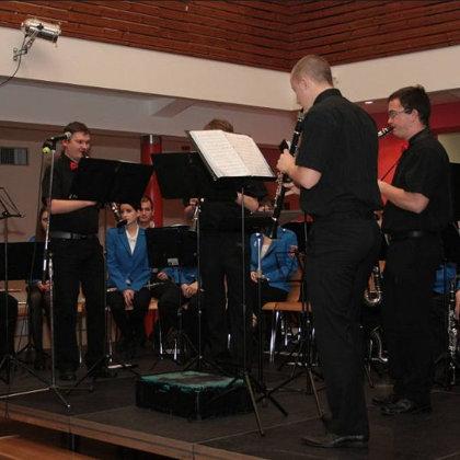 21.12.2013 / Vánoční koncert Dechového orchestru Prachatice, Národní dům, Prachatice