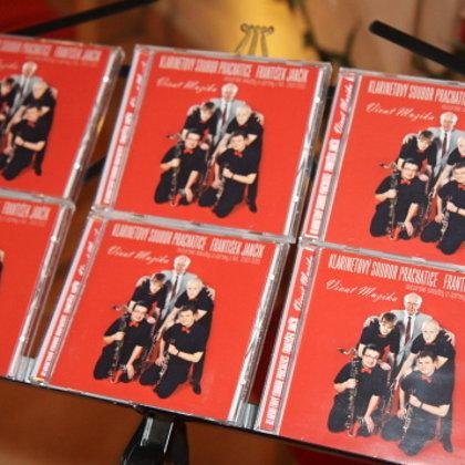 15.11.2013 / koncert, křest CD Vivat Muzika, Prachatice