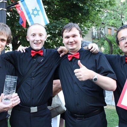 6.-9.7.2012 / Mezinárodní mládežnický hudební festical Bratislava (SK)