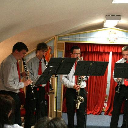 15.5.2012 / Benefiční koncert, Muzeum loutek a cirkusu, Prachatice