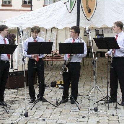 17.9.2011 / Dny evropského dědictví, Velké náměstí, Prachatice