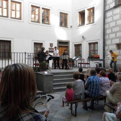 29.6.2011 / Koncert na Arkádách, Prachatice