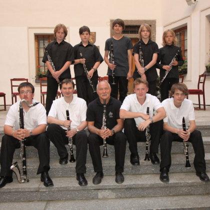 17.6.2011 / Třídní koncert, hudební škola Prachatice