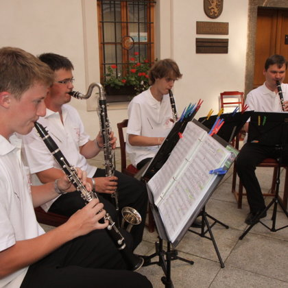 23.6.2011 / Koncert na dvorku, Prachatice