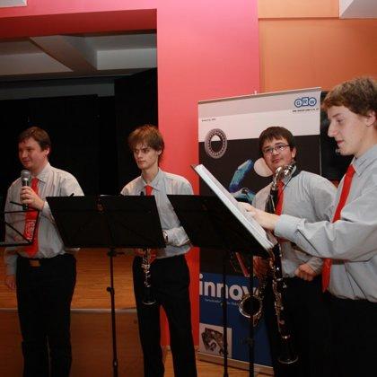 1.12.2011 / Předvánoční vystoupení, Národní dům, Prachatice