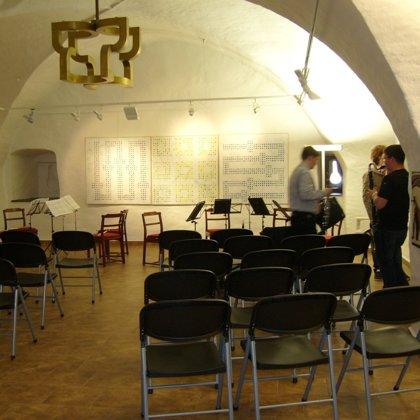 16.4.2011 / Jarní koncert komorní hudby, Galerie Dolní Brána, Prachatice