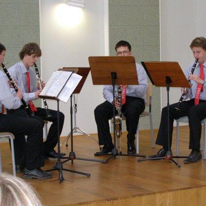 6.4.2011 / Jarní koncert, ZUŠ Tausigova, Praha