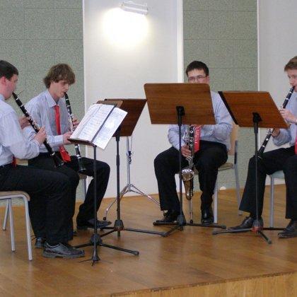 7.11.2011 / Podzimní koncert, Prachatice