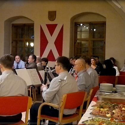 15.12.2011 / Poděkování kulturním spolkům, Radniční sál, Prachatice