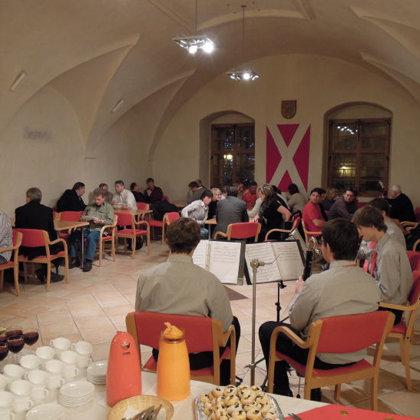 1.12.2011 / Poděkování sportovním spolkům, Prachatice