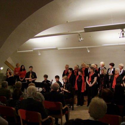 21.5.2010 / Autorský koncert Františka Jančíka, Prachatice