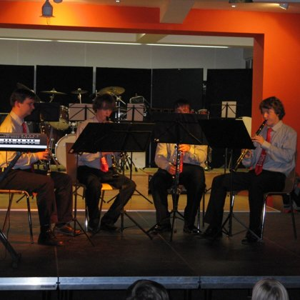 17.2.2010 / Křest CD, koncert, Národní dům, Prachatice