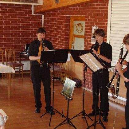 7.7.2010 / Koncert v Domově seniorů, Prachatice